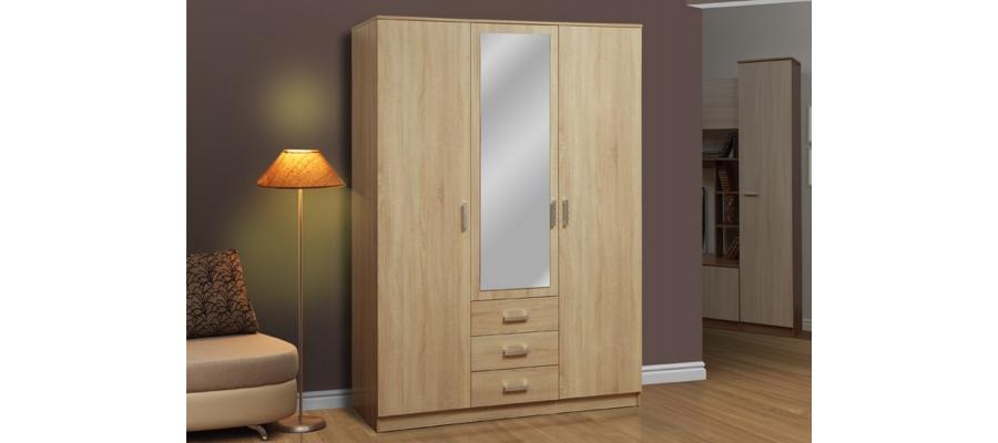 Встроенный угловой шкаф в прихожей своими руками
