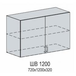 Валерия шкаф верхний 1200