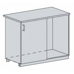 Валерия шкаф нижний угловой прямоугольный 990