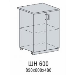 Валерия шкаф нижний 600
