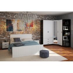 Спальня модульная Прага