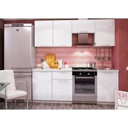 Кухня София модульная комплект 1 (белый) 2,1м