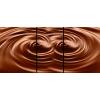 Стол диамант фотопечать Шоколад