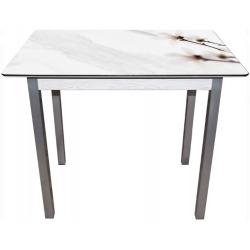 Стол обеденный Магнолии на Мраморе - 1, 900