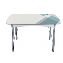 Стол обеденный Геометрик-2, 1200