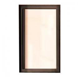 Иннэс-2 Зеркало Дуб Венге (Профиль)