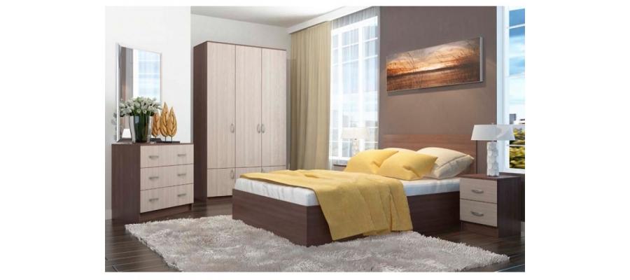 Спальня Ронда модульная комп.2