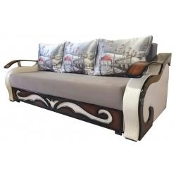 Диван-кровать 3х-местный Корона-23