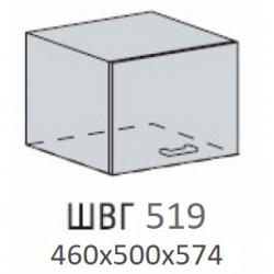 Вирджиния шкаф верхний антресоль глубокая высокая 500