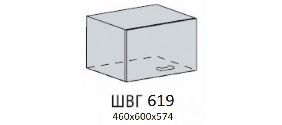 Валерия шкаф верхний антресоль глубокая высокая 600