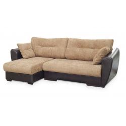 Угловой диван-кровать Гранат