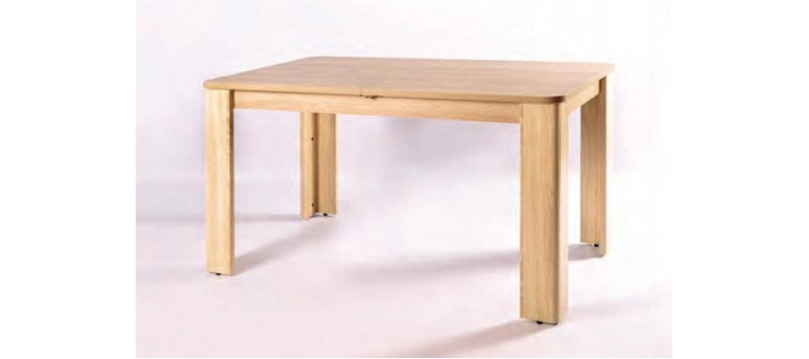 Стол обеденный дуб Галифакс натуральный