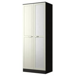 Гостиная Лира шкаф двустворчатый с зеркалом ШК-002