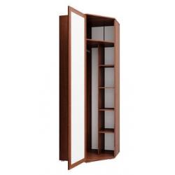 Моника шкаф для одежды угловой 786