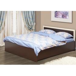Кровать двойная 21.52-01 (1400) с настилом