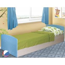 """Кровать одинарная """"Лего-2"""""""
