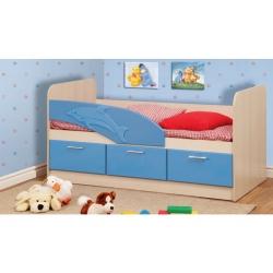 Кровать Дельфин/Черепаха 06.224 (800*2000)