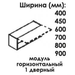 Модуль верхний горизонтальный 360