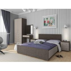 Мебель для спальни Светлана (венге цаво/дуб беловежский)