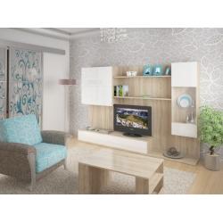 Мебель для гостиной Ева (дуб сонома)
