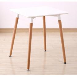 Стол обеденный белый DT-03 (gh-T004)