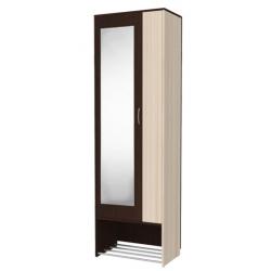 ПМ Ольга модуль № 3.1 шкаф с зеркалом 600