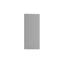 Гарда фасад торцевой для верхних модулей