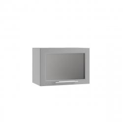Гарда шкаф верхний горизонтальный со стеклом 500