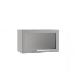 Гарда шкаф верхний горизонтальный со стеклом 600