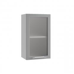 Гарда шкаф верхний со стеклом 400