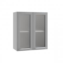 Гарда шкаф верхний со стеклом 600