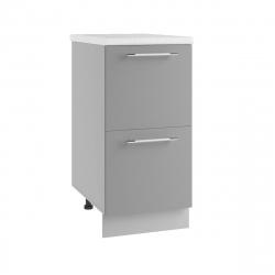 Гарда шкаф комод нижний с 2 ящиками 400