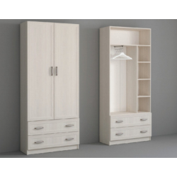 Колибри шкаф 2-х створчатый