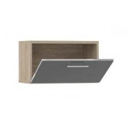 Lucido шкаф горизонтальный-01 нижнее открывание 600