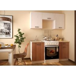 Кухня Катя-2 готовый комплект 1,6м