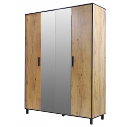 СГ Лофт Шкаф 4-х створчатый 1600