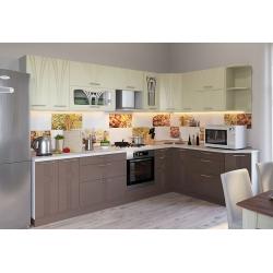 Кухня модульная - Лира (2 цвета)