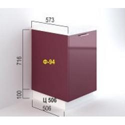 Цоколь торцевой Сурская Ц-506