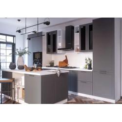Кухня модульная - Глетчер (3 цвета)