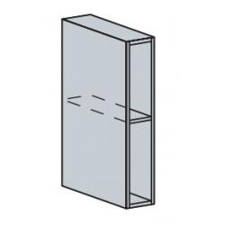 Вирджиния шкаф верхний открытый 200
