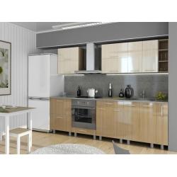 Мебель для кухни Мария (вяз ненси светлый)