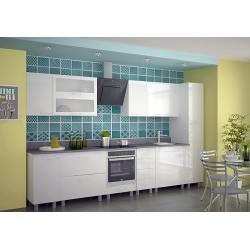 Мебель для кухни Наталья (белый)