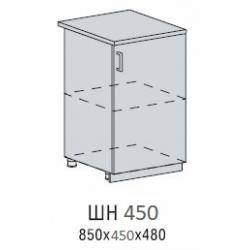 Валерия шкаф нижний 450