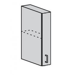 Вирджиния шкаф верхний 150 закрытый