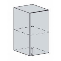Вирджиния шкаф верхний 350