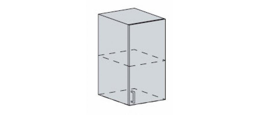 Валерия шкаф верхний 350