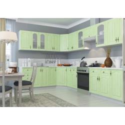 Кухня модульная - Монако Фисташка