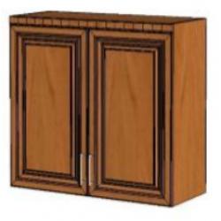 КМ Деметра шкаф верхний двухдверный 600 (№11)