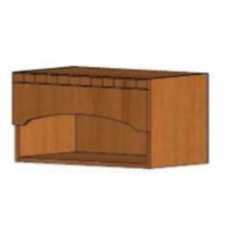 КМ Деметра шкаф верхний над вытяжкой 600 (№17)