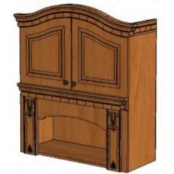 КМ Деметра шкаф верхний портал 900 (№16)